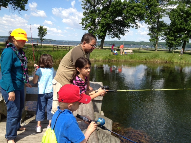 Lake Geneva Fishing Club Kids Day